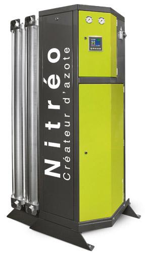Générateur d'azote Nitréo